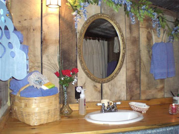 Fox Ridge Bed & Breakfast and Log Cabin Rentals, Attention To Detail