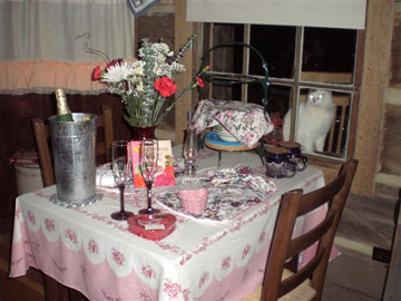 Fox Ridge Bed & Breakfast and Log Cabin Rentals, Make Your Stay Extra Special