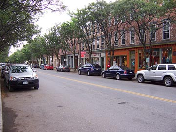 Historic Village of Rhinebeck