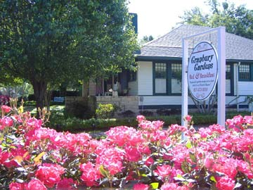 Granbury Gardens Bed & Breakfast front