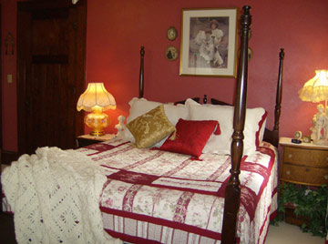 Deb's Bed & Breakfast - Westside, Iowa