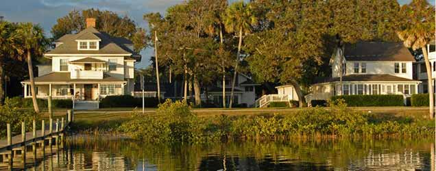 Night Swan Intracoastal Bed & Breakfast - New Smyrna Beach, Florida