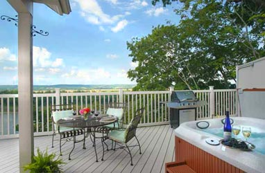 Riverbluff Cottage Suites