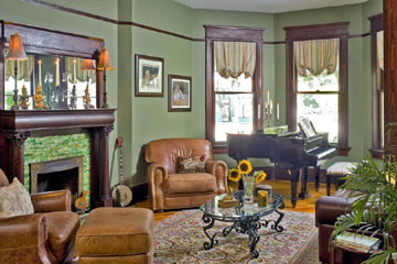 Hoyt House Bed & Breakfast Inn-Relax in Front of The Fire