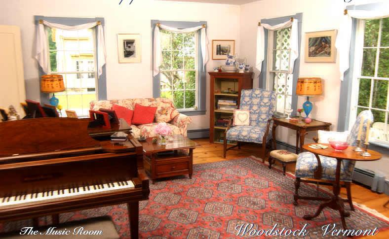 Applebutter Inn - The Music Room