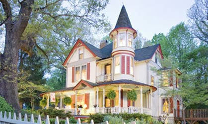 The Oaks Bed &amp; Breakfast-Saluda, North Carolina