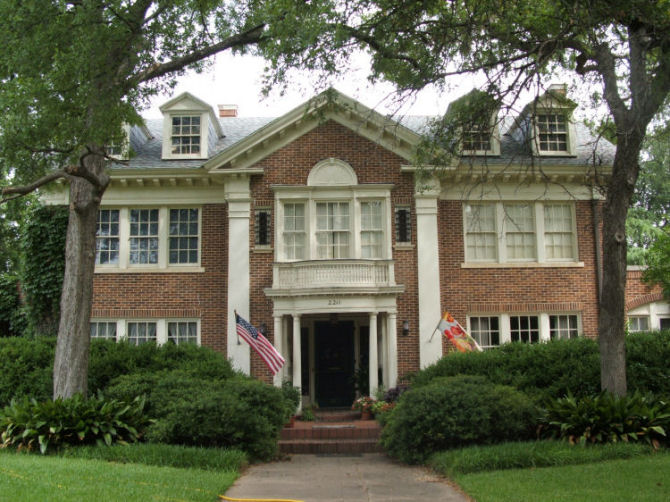 Colcord House - Waco, Texas