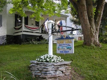 Camp Hill Bed & Breakfast - Harpers Ferry, West Virginia