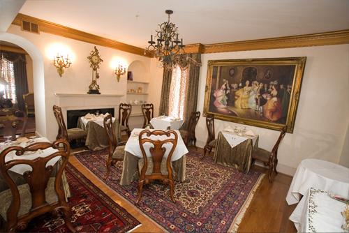 1840s Carrollton Inn-Dining Room