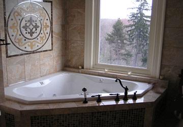 Renwick Clifton House, Romantic Bathrooms