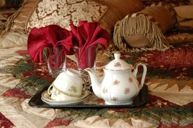 A Harbor View Inn tea