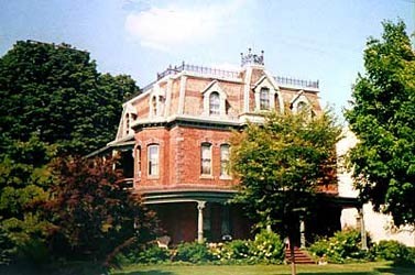 Overlook Mansion Bed &amp; Breakfast-Reading, Pennsylvania