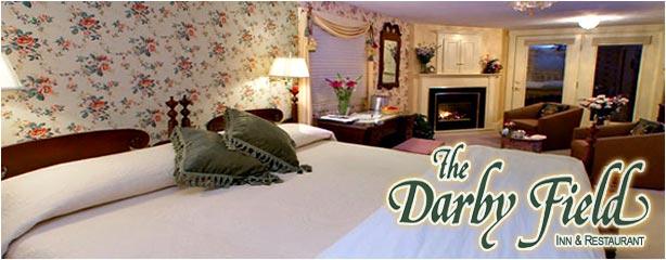 The Darby Field Inn & Restaurant, bedroom