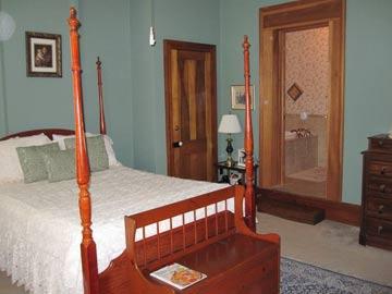 Bigham House Bed & Breakfast, Victoria Suite