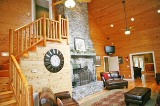The Lodge at Deer Run - Thompsons Station, Tennessee