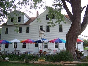 The Historic Greeley Inn - Greeley, Pennsylvania