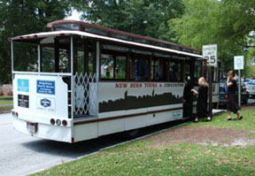 Historic Guided Trolley Tour