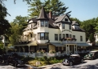 The Pentagoet Inn & Restaurant Castine Maine