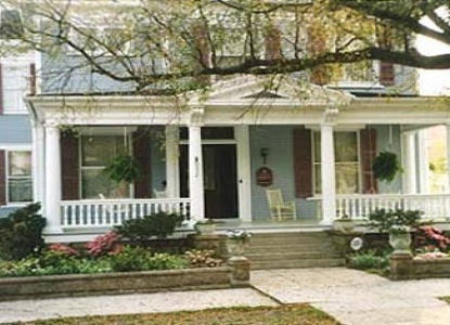 Taylor House Inn Bed  Breakfast