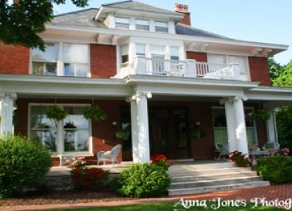 Nashville's Premier Event Facility and Most Elegant Bed & Breakfast - Located One Mile From Downtown and Music Row!