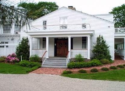 Captain Stannard House Country Inn-Front of Inn