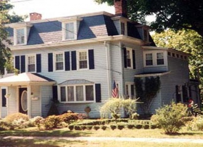 Classic French Colonial Inn on the Wepawaug River in Historic Downtown Milford!