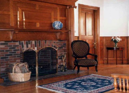 The Governor's House in Hyde Park, lounge area