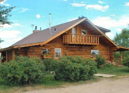 Relive the Charm of the Historic Old West at our Bed & Breakfast Ranch in Western Wyoming!