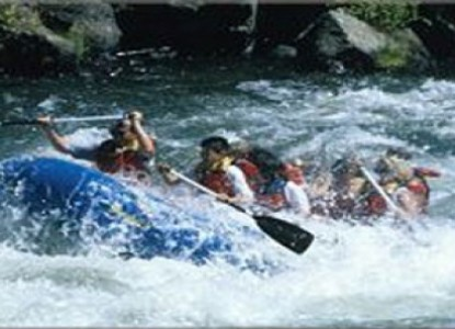 Enjoy a two night stay at The Glen Lodge B&B and an exciting whitewater rafting trip on the Hudson River Gorge.