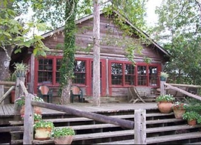 Great for romantic couples or entire families looking for the perfect 'getaway' near the Big Thicket National Preserve.