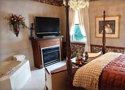 Tara- A Country Inn, the Victorian Room