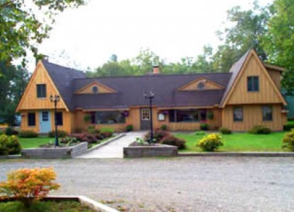 Secluded cottages with lake & mountain views, centrally located in the Adirondack Park, overlooking Indian Lake.