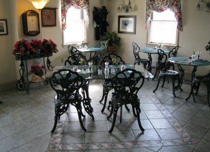 After Eight Bed and Breakfast, kitchen