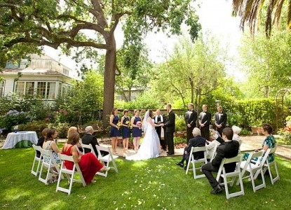 Beazley House Bed & Breakfast, weddings