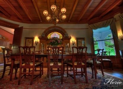 Two Meeting Street Inn, dining room