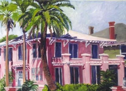 The Villa Bed & Breakfast - Galveston, Texas