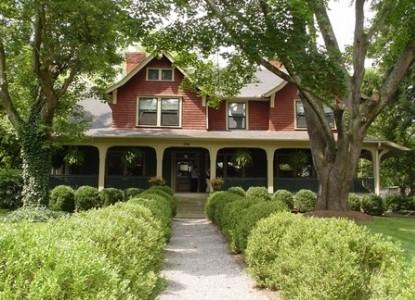 1900 Inn on Montford - Asheville, North Carolina