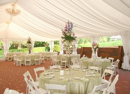 Tara- A Country Inn, wedding reception