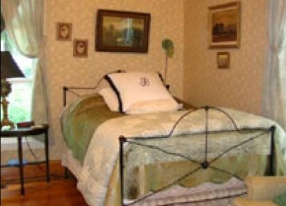 Breeden Inn Bed & Breakfast, South Carolina, from the attic