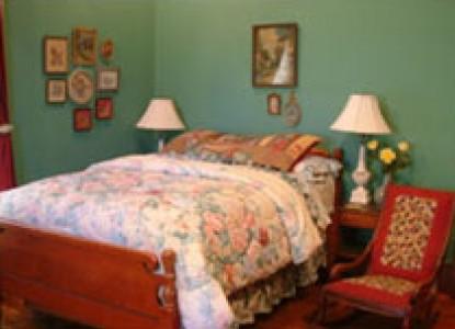Breeden Inn Bed & Breakfast, South Carolina,  ivy garden