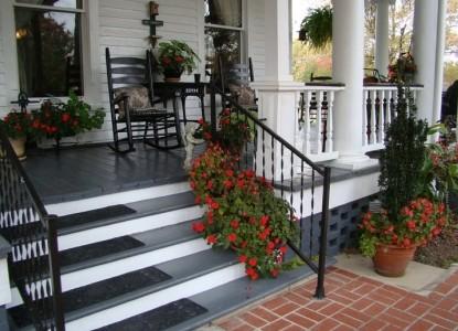 Breeden Inn Bed & Breakfast, South Carolina, stairs