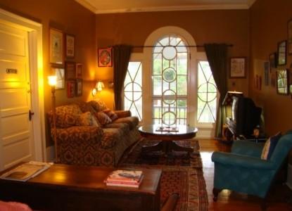 Breeden Inn Bed & Breakfast, South Carolina, living area
