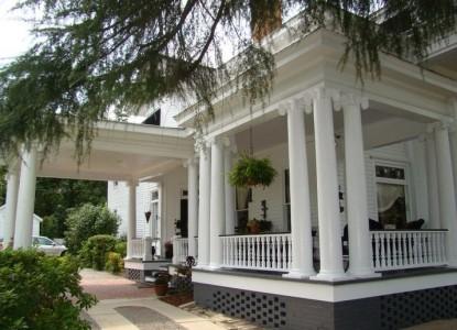 Breeden Inn Bed & Breakfast, South Carolina, front of house