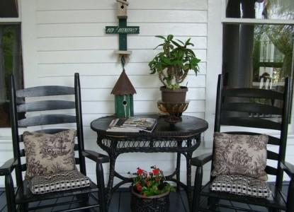 Breeden Inn Bed & Breakfast, South Carolina, deck
