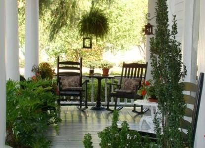 Breeden Inn Bed & Breakfast, South Carolina, deck 2