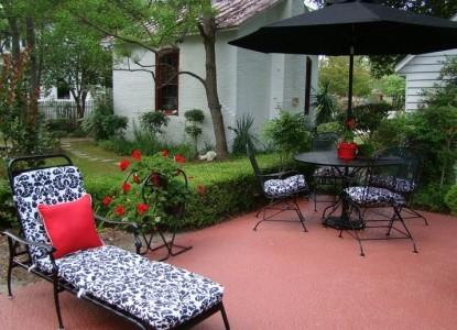 Breeden Inn Bed & Breakfast, South Carolina, lawn chair