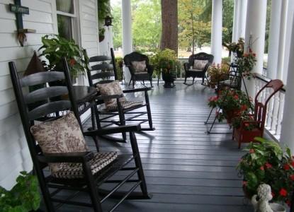 Breeden Inn Bed & Breakfast, South Carolina, porch