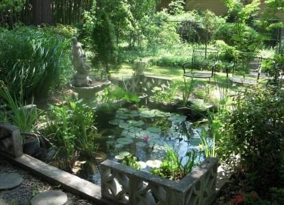 Breeden Inn Bed & Breakfast, South Carolina, pond
