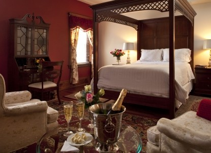 American Guest House-Bedroom