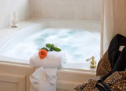 At Cumberland Falls Bed and Breakfast Inn-Natural MysticTwo Person Jacuzzi